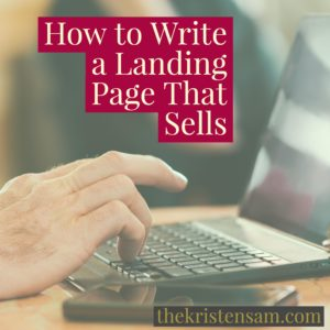 To write a landing page, focus on the value proposition, so your customers can imagine just how much your offer is going to benefit them. Call 727.304.3383 to learn more! How to Write a Landing Page | Landing Page Design in Clearwater, FL