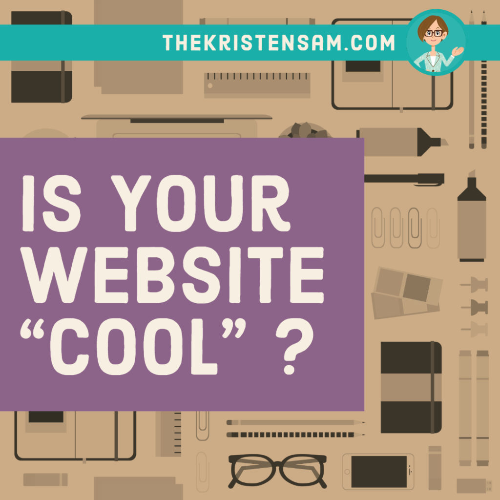 Is your website cool? Here's how to design a modern and cool-looking website to stay current and credible.
